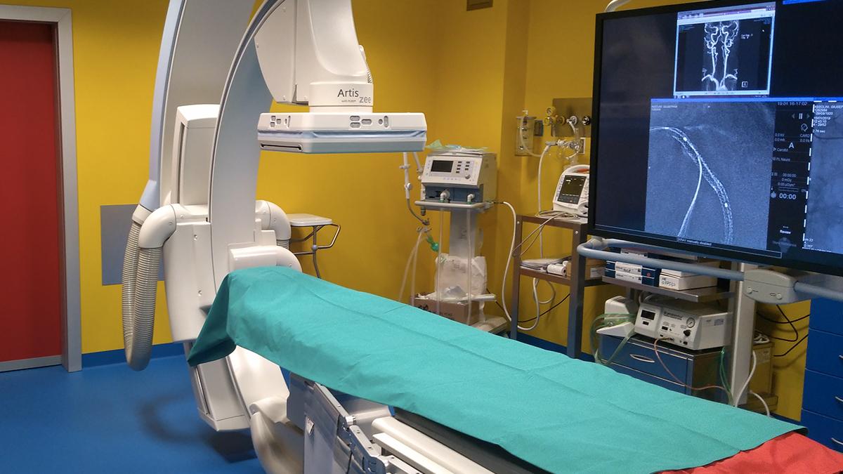 Responsabile Emodinamica - Cardiologia Interventistica Istituto Clinico S.Anna Brescia Gruppo Ospedaliero San Donato