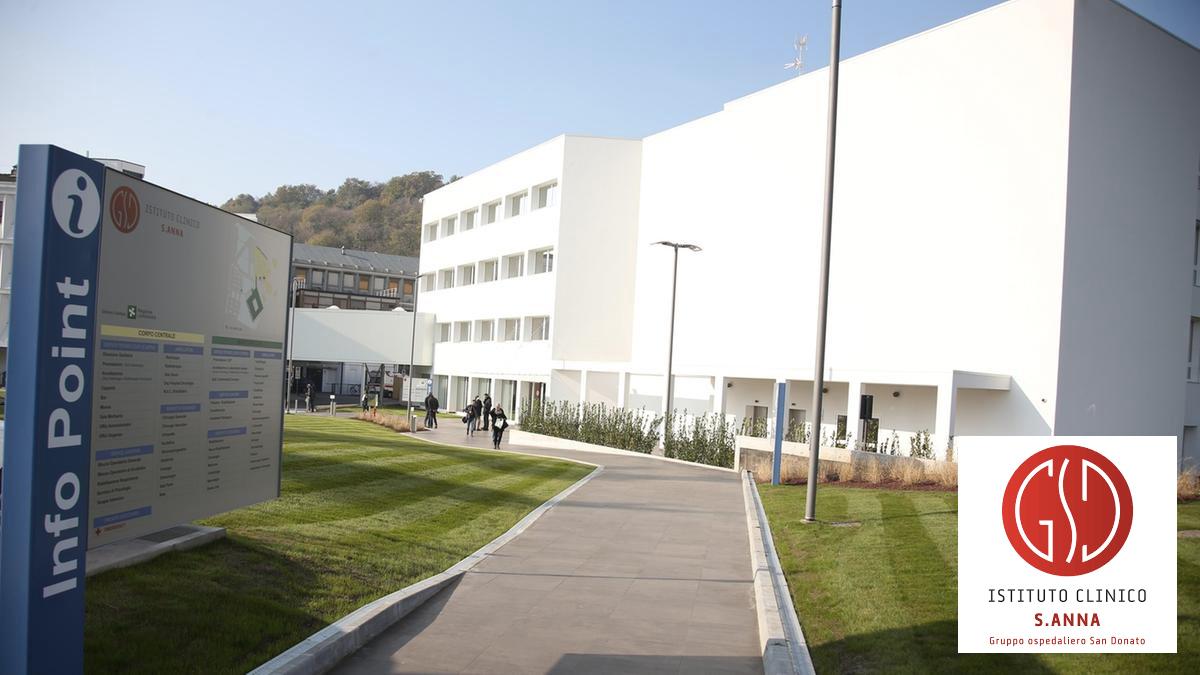 istituto clinico sant'anna gruppo ospedaliero san donato